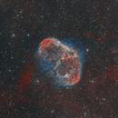 NGC6888 Crescent Nebula,                                Masahiro Takahashi