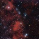 NGC6914 area,                                John