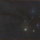 Nébuleuses autour d' Antarès et Rho Ophiuci,                                NicolasZannin