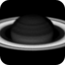 Saturn CH4 Band on May 19, 2020,                                Chappel Astro