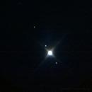 Jupiter and moons,                                Samuel Müller