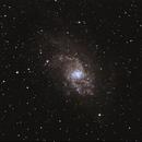 M33 Dreiecksnebel,                                andreas1977