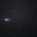 M63 - Galaxie du Tournesol,                                Dimitri UMBREHT