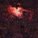 Eagle Nebula,                                Ramón Hevia