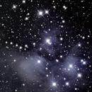 M45 Pleiades,                                Michel Audette