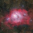 Messier 8 - The Lagoon Nebula,                                Rafael Schmall