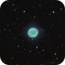 NGC1501 with possible Halo,                                Sascha Schueller