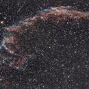NGC 6992 C33- NGC6995-IC1340 Nebulosa velo,                                Emanuele Patassini