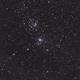 """NGC884 & NGC869 """"Double Cluster"""",                                jmfloater"""