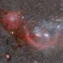Orion constellation with comet C/2020 M3 (ATLAS),                                Paweł Radomski
