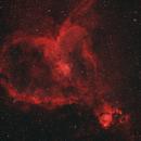 IC 1805 Heart Nebula,                                DavidT