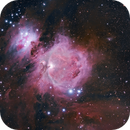 Messier M42,                                Michael