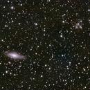 NGC7331 NGC7318 Stephan's Quintet,                                Jaysastrobin