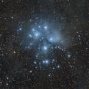 M45 Pleiades,                                alexbb