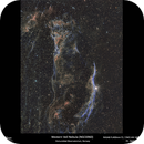 Western Veil (NGC6960),                                Alf Jacob Nilsen