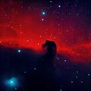 Barnard 33 Horse Head Nebula,                                John Rathbun