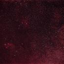 Cat's Paw Nebula,                                Jens Giersdorf