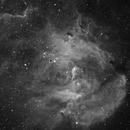 IC 2944 Running Chicken Nebulae Bok Globule Thackeray,                                Maicon Germiniani