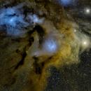 Rho Ophiuchi Cloud Complex,                                Annehouw