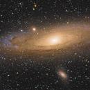 Andromeda Galaxy,                                Nikkolai Davenport