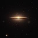 Sombrero Galaxy,                                Morris Yoder