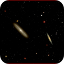 NGC 4216 and friends,                                AlBroxton
