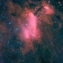 Prawn Nebula IC4628,                                Paul Storey