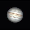 Jupiter at opposition August 21 2021,                                lonespacewolf