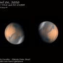 Mars - April 06, 2020,                                Fábio