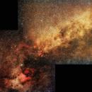 Cygnus Widefield Mosaic,                                christian.spenger