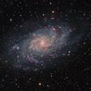 M33 Triangulum galaxy,                                Joachim