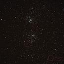 NGC884 NGC869,                                Orsojogy