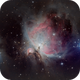 Great Orion Nebula / LA Gran Nebulosa de Orión,                                KineCaroca