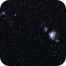 Orion Nebulae,                                caheaton