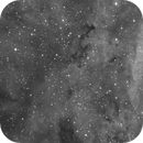Clouds and dust in the middle of Cignus,                                Simone Martina