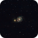 M51 Lpro+Lenhacer,                                Astroneck
