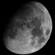 Hi-res moon. Mosaic of 6 elements,                                Alexander Sorokin