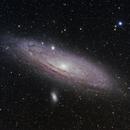 Andromeda Galaxy,                                CarlosSagan