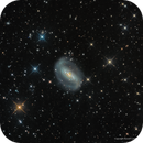 NGC 1808: Surrounded by Companions,                                Russ Carpenter