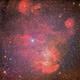 Running Chicken Nebula - IC2944,                                Wagner Amaral