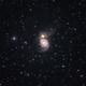 Messier 51,                                David Forcier