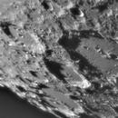 Clavius   Celestron C8   QHY5LII-M   2x Barlow   IR685   1 hour after sunrise,                                turfpit