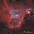 Heart and Soul nebulae,                                alexbb