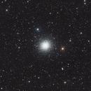 M13 Globular Cluster,                                Graham Roberts
