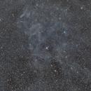 Dust around Polaris,                                pmneo