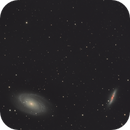 M81 (Bode's Galaxy), M82 (Cigar Galaxy) and NGC3077,                                Philipp Müller