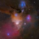 The Scorpius-Ophiuchus Region 2021,                                Wei-Hao Wang