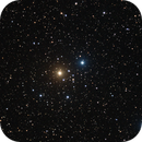 Open Cluster Stephenson 1 in Lyra,                                gigiastro