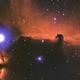 Horsehead Nebula in Bi Colour,                                Ethan Wong