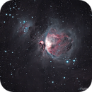 great Orion nebula,                                Sabin Fota
